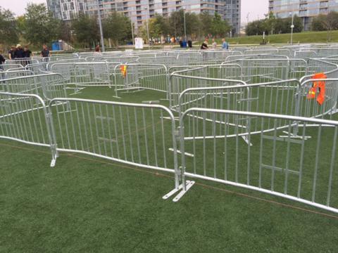 Open mind (barricadas), 2014 / obra en proceso