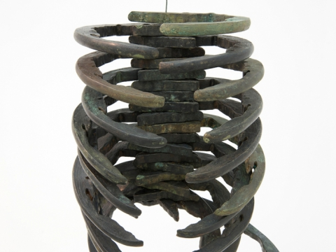 Visceral, 2015 / Bronze / 56 x 38 x 42 cm